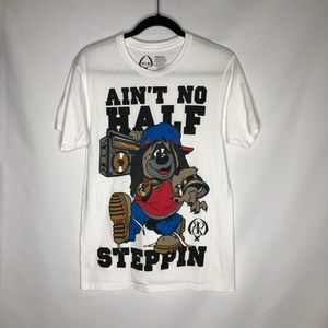 Rook graphic tee, size S